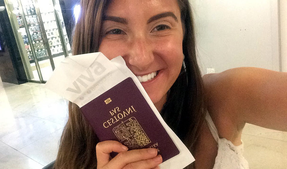 stolen passport