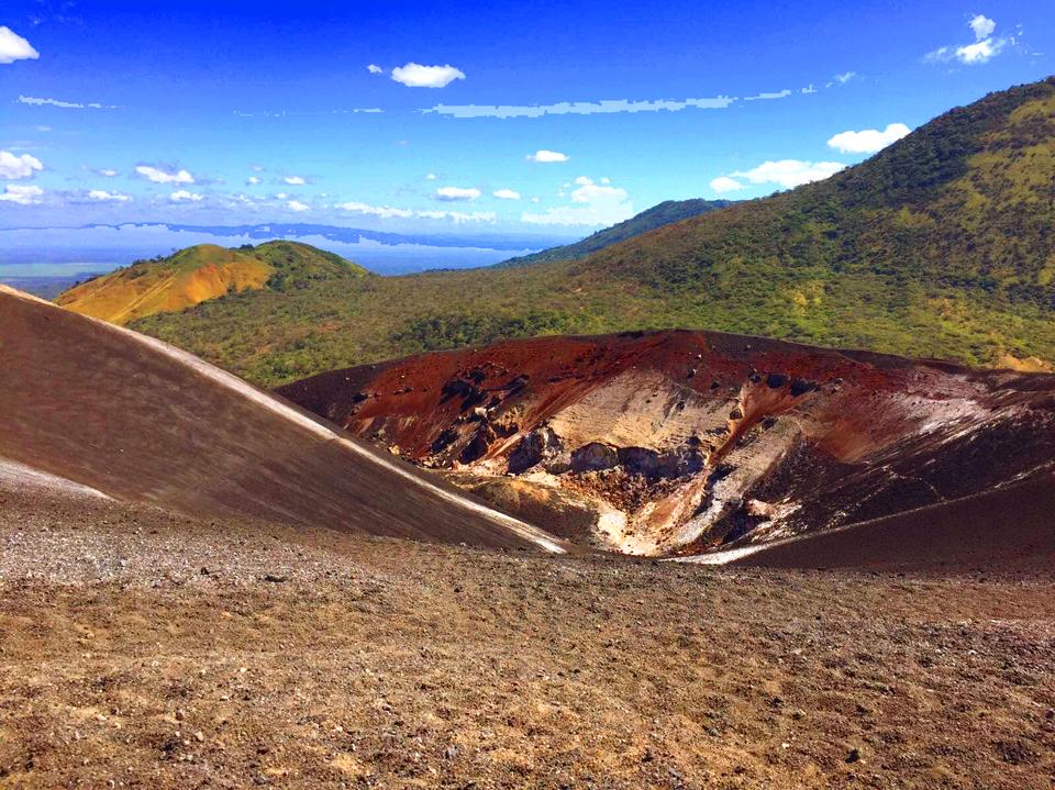 Volcano León Nicaragua